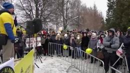 Anwohner stemmen sich gegen Mülldeponie