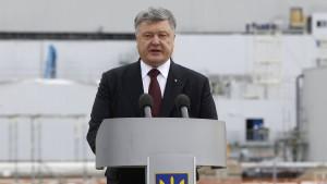 Poroschenko sagt ESC-Besuch ab