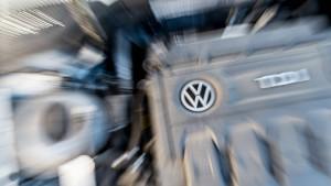 VW will Unternehmensteile verkaufen