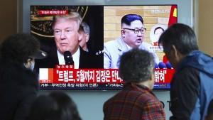 Warum Trump Kims Einladung akzeptiert