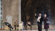 "Brigitte Fassbaenders ""Capriccio"" an der Frankfurter Oper."
