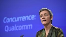 EU verhängt harte Strafe gegen Chiphersteller