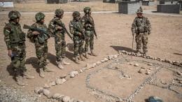 Soldaten kritisieren neue Ausrichtung im Irak