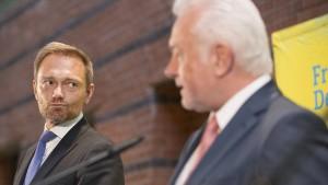 Lindner widerspricht Kubicki: Jamaika kein Thema mehr