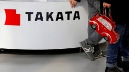 Gericht entlässt Takata-Tochter aus Gläubigerschutz