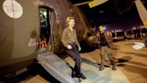 Bundeswehrverband zollt von der Leyen Respekt