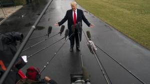 Personal-Chaos im Weißen Haus