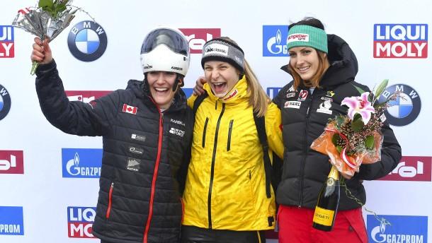 Tina Hermann schafft ersten Weltcupsieg