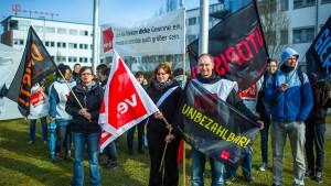 Warnstreiks bei Deutscher Telekom gestartet