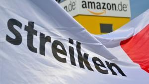 Streik in Amazon-Lager soll Umtauschgeschäft stören