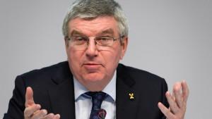 """IOC windet sich aus """"russischem Drama"""""""