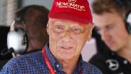 Niki Lauda erhält Zuschlag für Fluglinie Niki