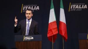 Wie Italiens lahme Wirtschaft Protestparteien stärkt