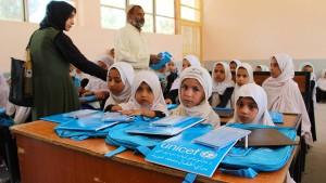 264 Millionen Kinder haben keinen Zugang zu Bildung