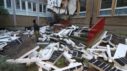 Sturmschäden auf 500 Millionen Euro geschätzt