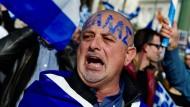 Griechen demonstrieren für Namensänderung Mazedoniens