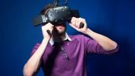 Im Hygiene-Museum in Dresden werden VR-Brillen schon in der Ausstellung eingesetzt.