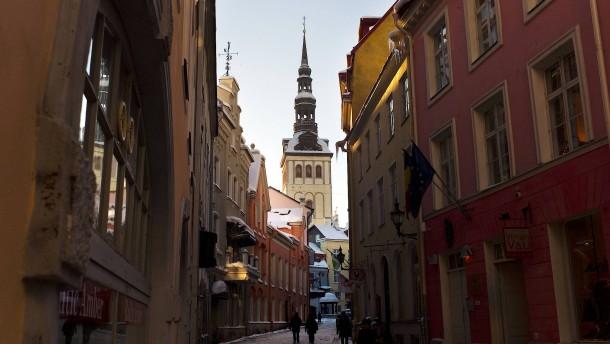 Lernen von Estlands digitaler Lässigkeit