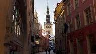 Kleiner Staat, großes IT-Vorbild: Estland mit seiner Hauptstadt Tallinn