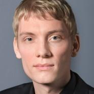"""Jochen Stahnke - Portraitaufnahme für das Blaue Buch """"Die Redaktion stellt sich vor"""" der Frankfurter Allgemeinen Zeitung"""