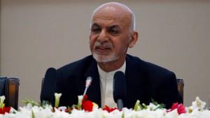 Afghanischer Präsident will Taliban als Partei anerkennen