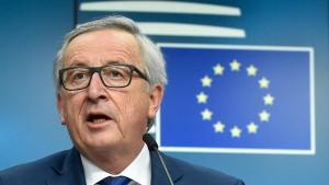 Sprengstoff für die Reformdebatte in Europa