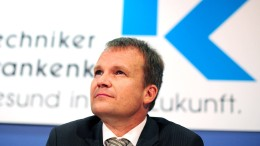 Krankenkassen mit drei Milliarden Euro im Plus