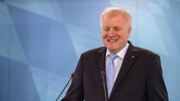 Seehofer fällt Abschied aus Bayern nicht leicht