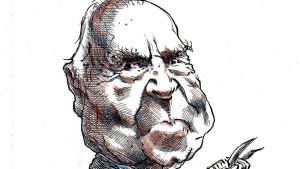 Dann lieber Helmut Kohl zu Pferde