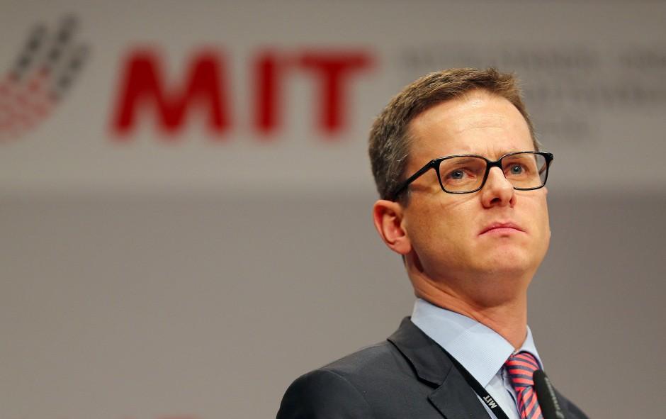 """""""Die Basis weiß, dass es nicht mehr ausreicht, sich nur hinter der Spitzenkandidatin zu verstecken. Die asymmetrische Demobilisierung funktioniert nicht mehr"""", sagt Carsten Linnemann, Bundestagsabgeordneter und Vorsitzender der Mittelstandsvereinigung von CDU und CSU"""