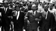 Martin Luther Kings Kampf gegen Diskriminierung