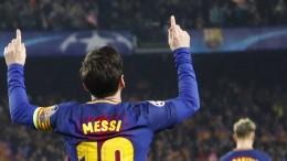 Messi zerlegt Chelsea fast alleine