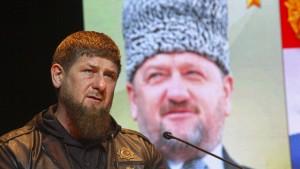 Washington setzt Kadyrow auf Sanktionsliste