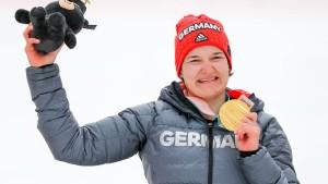 Forster holt im Slalom siebtes deutsches Gold