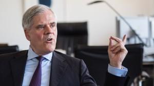 Bundesbanker warnt vor Deregulierungswettlauf