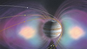 Zurück zum Jupiter