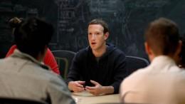 Deutsche misstrauen Facebook schon lange