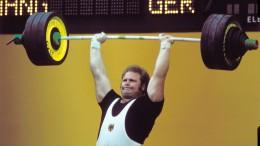 Gewichtheber-Legende Rudolf Mang ist tot
