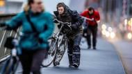"""Nach """"Friederike"""": Wird eine wärmere Welt auch eine stürmischere werden?"""