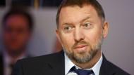 Ist mit Rohstoffunternehmen reich geworden: Oleg Deripaska