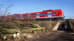 Bahntrasse südlich Bad Soden-Salmüster schneidet am besten ab