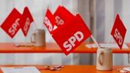 Wer führt künftig die SPD? Für den Parteivorsitz gibt es bereit mehr Bewerbungen als gedacht.