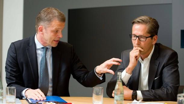 Was hat die Deutsche Bank mit den Privatkunden vor?