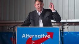 André Poggenburg hetzt gegen die türkische Gemeinde