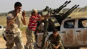 Kongress billigt Bewaffnung syrischer Rebellen