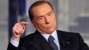 Wie gut geht es Silvio Berlusconi?