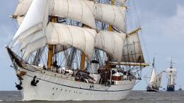 """Frischer Wind in die alten Segel der """"Gorch Fock"""""""