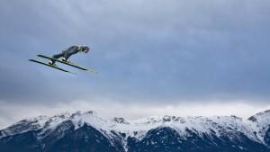 Freund springt auch in Innsbruck zu kurz