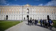 """Das """"italienische Versailles"""": Der Palast von Caserta"""