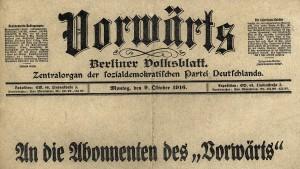 Die deutsche Presse wehrt sich gegen die Zensur